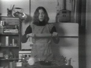 "Martha Rosler, ""Semiotics of the Kitchen"""
