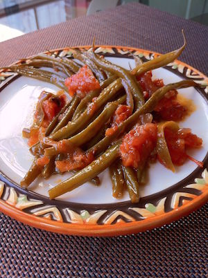 Achiote Green Beans – From Yucatán