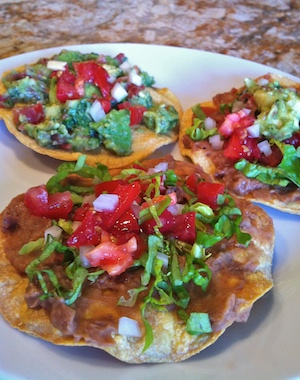 Chalupas, Interactive Party Food